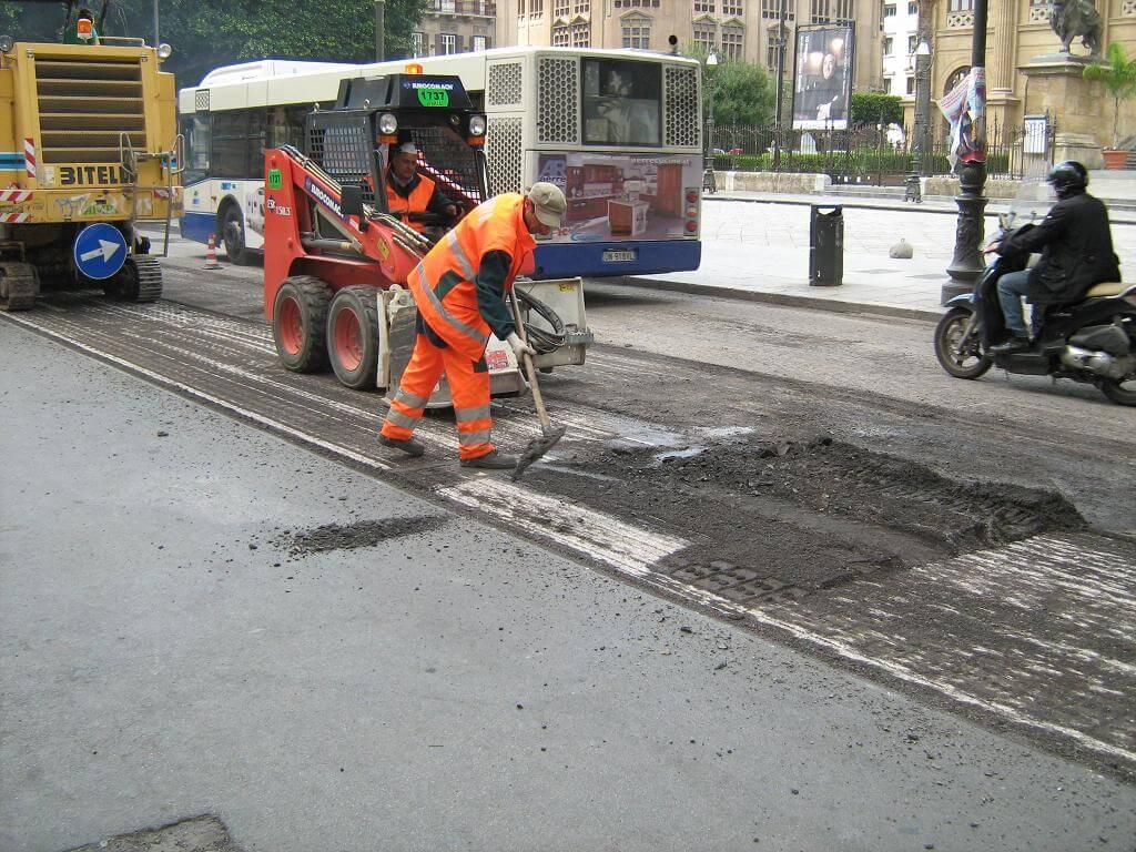 Riscarcimenti Insufficiente Manutenzione Stradale