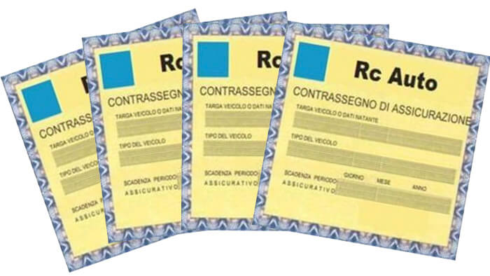 rincari RCA Campania Il Mio Diritto